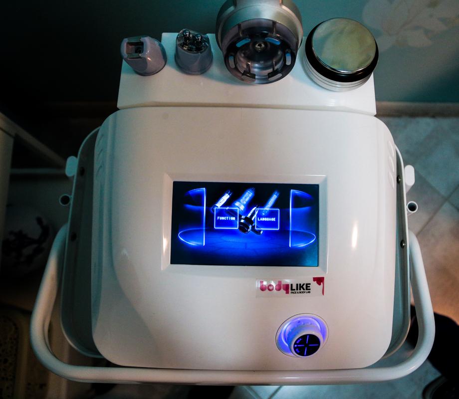 Вакуумная ультразвуковая кавитация с RF лифтингом 4в1 - Фото 7